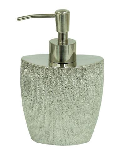 Bacova Guild Drake Lotion Dispenser-GREY-One Size