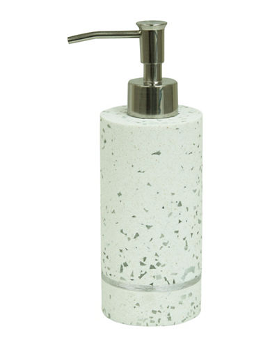 Bacova Guild Bacall Lotion Dispenser-OFF WHITE-One Size