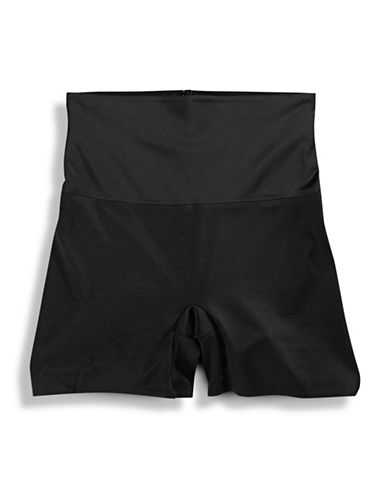 Naomi And Nicole Adjustable Rise Underwear-BLACK-Large