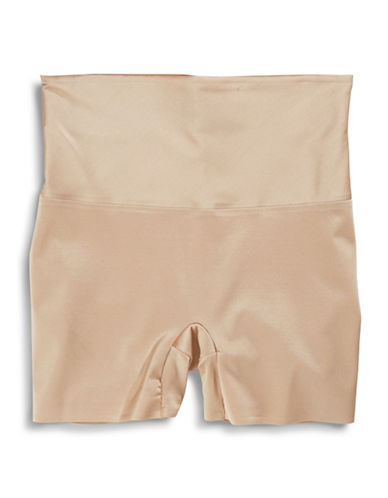 Naomi And Nicole Adjustable Rise Underwear-BEIGE-X-Large
