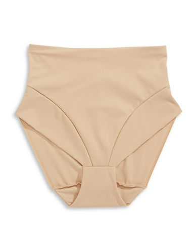 Miraclesuit Comfort Leg Briefs-NUDE-Medium