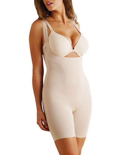 Miraclesuit Long Leg Torsette-NUDE-Medium
