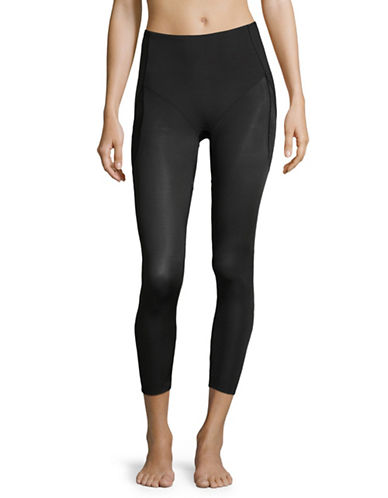 Miraclesuit Rear Lift Capris-BLACK-Medium