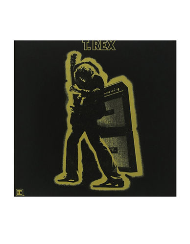 Vinyl T. Rex - Electric Warrior - Vinyl Record-BLACK-One Size