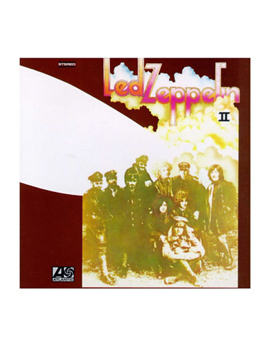 Vinyl Led Zeppelin - Led Zeppelin II-BLACK-One Size