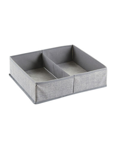 Interdesign Inc Aldo Dresser Drawer Organizer-GREY-One Size