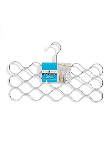 Interdesign Inc Scarf Hanger-SILVER-One Size