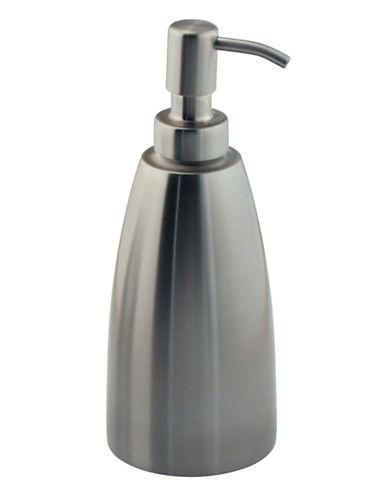 Interdesign Inc Forma Soap Pump-SILVER-One Size