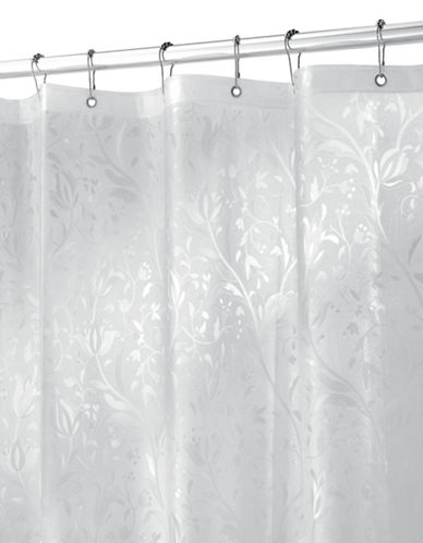 Interdesign Inc Frosted EVA Shower Curtain-FROST-One Size