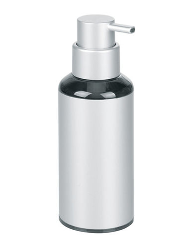 Interdesign Inc Metro Aluminum Soap Pump-SILVER-One Size