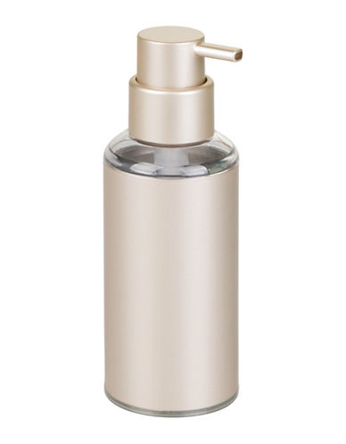 Interdesign Inc Metro Aluminum Soap Pump-GOLD-One Size