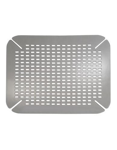 Interdesign Inc Contour Sink Saver-GREY-One Size