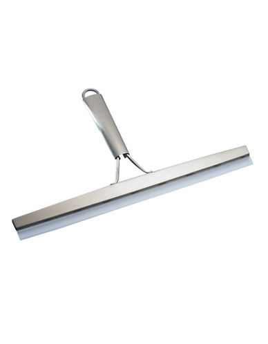 Interdesign Inc Forma 2 Squeegee 8 inch-SILVER-8
