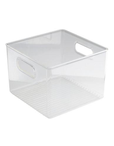 Interdesign Inc Fridge and Pantry Bin-CLEAR-One Size