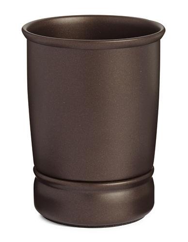 Interdesign Inc York Bronze Tumbler-BRONZE-One Size