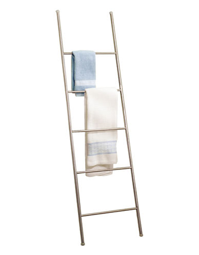 Interdesign Inc Forma Towel Ladder 60-SILVER-One Size