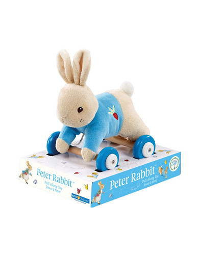 Disney Pull Along Soft Peter Rabbit-MULTI-One Size