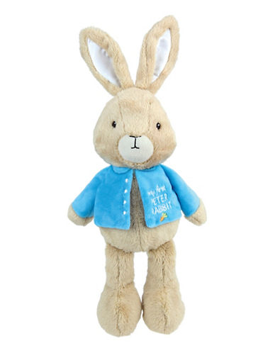 Disney Soft Peter Rabbit Cuddly Toy-MULTI-One Size