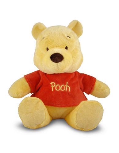 Disney Red Shirt Winnie the Pooh Cuddly Toy 88593479