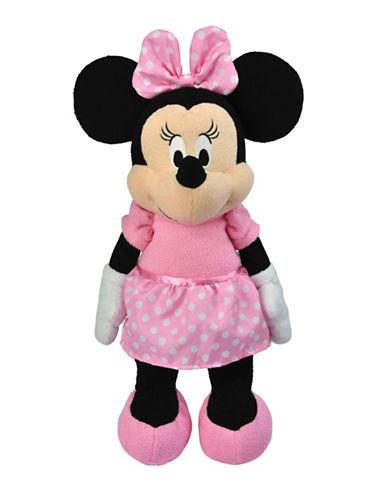 Disney Floppy Minnie Mouse Cuddly Toy-MULTI-One Size