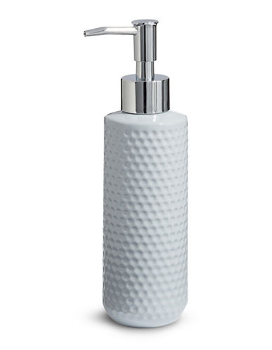 Dh Vibe Lotion Pump-SILVER-One Size