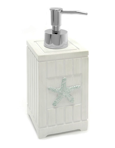 Famous Home Fashions Inc. (Dd) Seaside Lotion Pump-WHITE-One Size