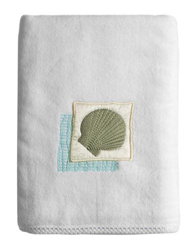 Famous Home Fashions Inc. (Dd) Seaside Bath Towel-WHITE-Bath Towel