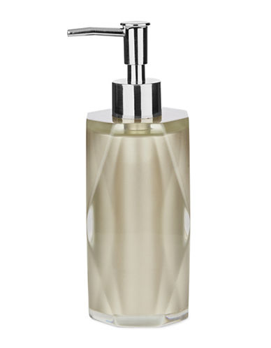 Famous Home Fashions Inc. (Dd) Fiore Lotion Pump-CHAMPAGNE-One Size