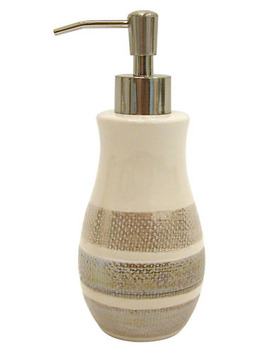 Famous Home Fashions Inc. (Dd) Mesmerize Lotion Pump-TAUPE-One Size