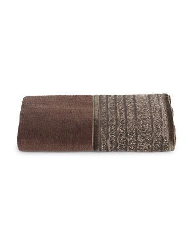 Famous Home Fashions Inc. (Dd) Veruka Hand Towel-BROWN-Hand Towel