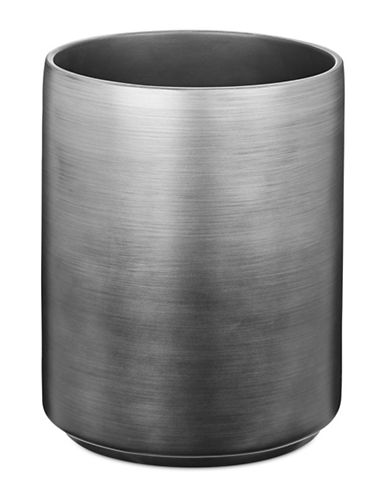 Famous Home Fashions Inc. (Dd) Alys Grey Waste Basket-GREY-One Size