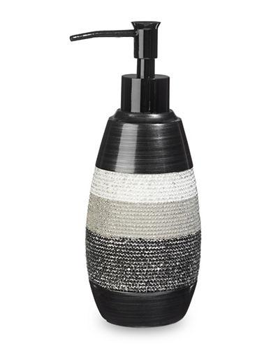 Famous Home Fashions Inc. (Dd) Ambrosi Lotion Dispenser-BLACK-One Size