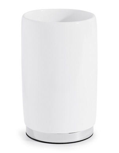 Famous Home Fashions Inc. (Dd) Soho Tumbler-WHITE-One Size