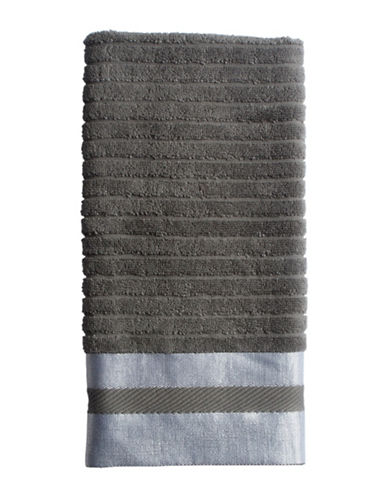 Famous Home Fashions Inc. (Dd) Alta Hand Towel-TAUPE-Hand Towel