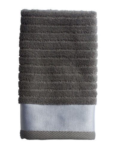 Famous Home Fashions Inc. (Dd) Alta Fingertip Towel-TAUPE-Finger Tip Towel