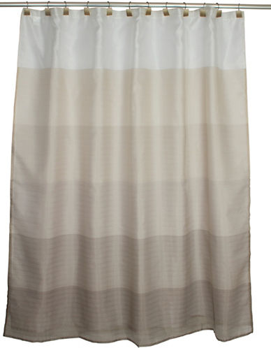 Famous Home Fashions Inc. (Dd) Brayden Shower Curtain-EARTH-One Size