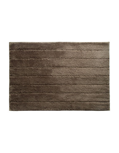 Famous Home Fashions Inc. (Dd) Basico Textured Bath Mat-EARTH-Bath Mat