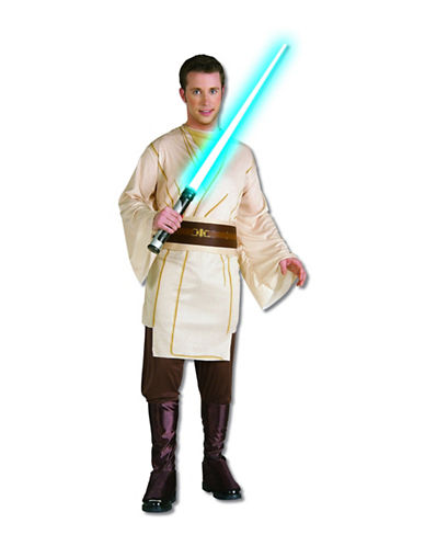 Rubies Costumes Adult Jedi Knight Costume-BEIGE-Large