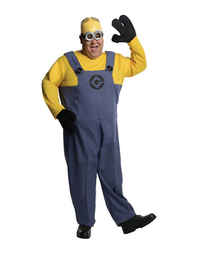 Rubies Costumes Adult Minion  Plus Size Costume-YELLOW-XX-Large