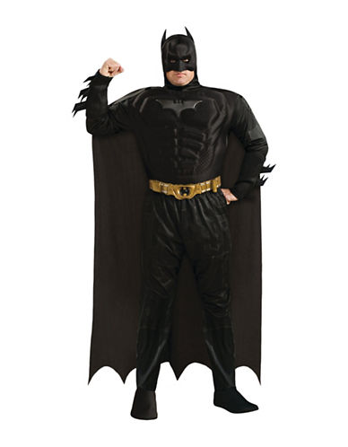 Rubies Costumes Adult Batman Plus Size Costume-BLACK-XX-Large