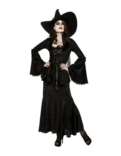Rubies Costumes Witch Hat-BLACK-One Size