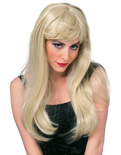 Rubies Costumes Glamour Blonde Wig-BLONDE-One Size