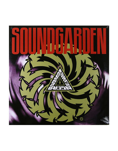 Vinyl Soundgarden - Badmotorfinger-BLACK-One Size