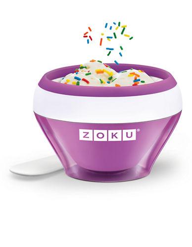 Zoku Ice Cream Maker Set-PURPLE-One Size