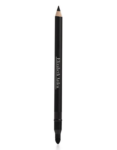 Elizabeth Arden Smoky Eyes Powder Pencil-SMOKY BLACK 01-One Size