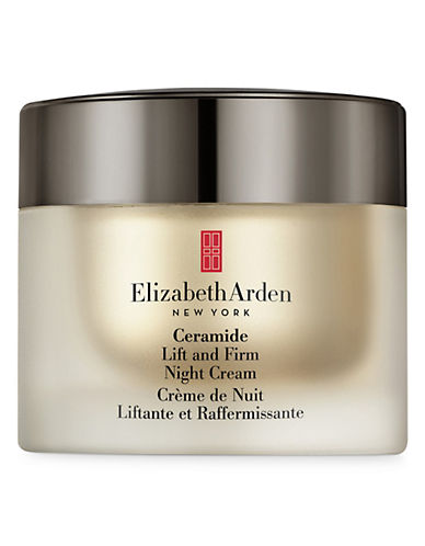 Elizabeth Arden Ceramide Plump Perfect Ultra All Night Repair and Moisture Cream-NO COLOUR-50 ml