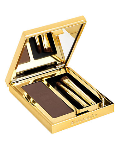 Elizabeth Arden Dual Perfection Brow Shaper And Eyeliner-SABLE-One Size
