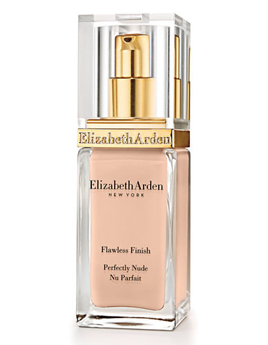 Elizabeth Arden Flawless Finish Perfectly Nude Liquid Makeup SPF 15-VANILLA SHELL-One Size