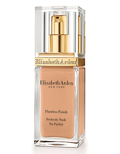 Elizabeth Arden Flawless Finish Perfectly Nude Liquid Makeup SPF 15-HONEY BEIGE-One Size
