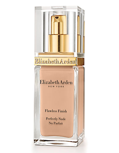 Elizabeth Arden Flawless Finish Perfectly Nude Liquid Makeup SPF 15-BISQUE-One Size 86718432_BISQUE_One Size